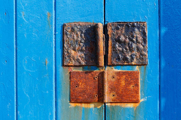 Photograph - Story In Rust by Paul Indigo