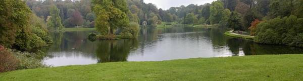 Stourhead Photograph - Stourhead by Fred Whalley