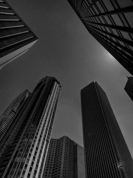 Photograph - Straight Up Chicago 001 by Lance Vaughn