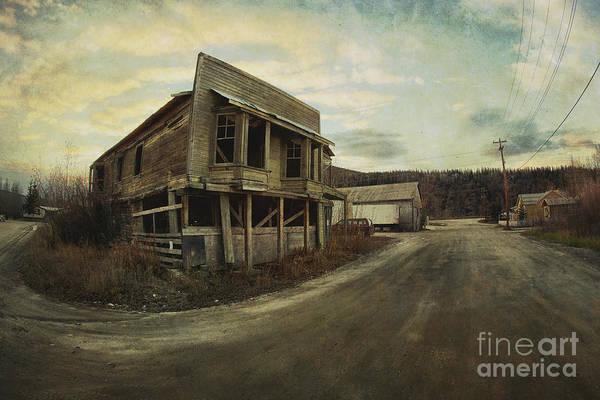 Wall Art - Photograph - Straits Auction House by Priska Wettstein