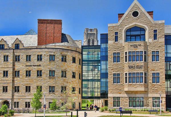 Mac Photograph - Stranahan Hall University Of Toledo 2217 by Jack Schultz