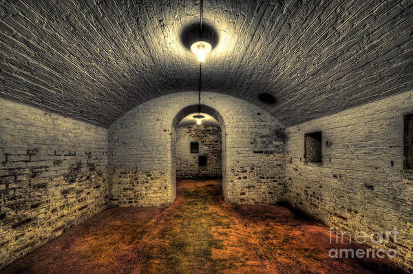 Desolation Photograph - Strange Room by Svetlana Sewell