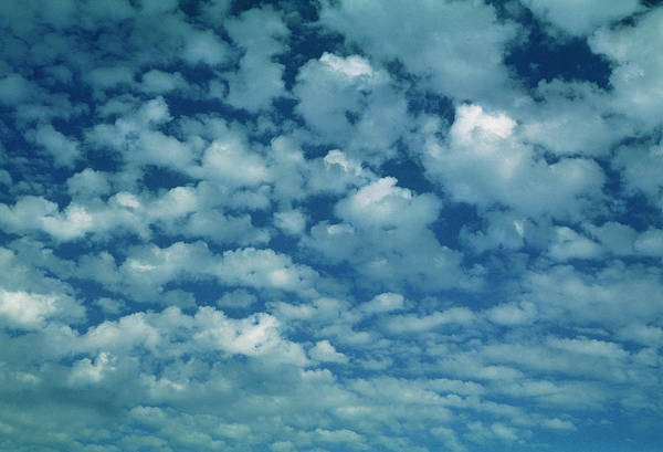 Cloud Type Wall Art - Photograph - Stratocumulus Clouds by Pascal Goetgheluck/science Photo Library