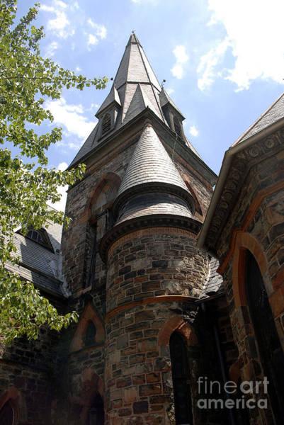 Photograph - Strawbridge United Methodist Church by Walter Neal