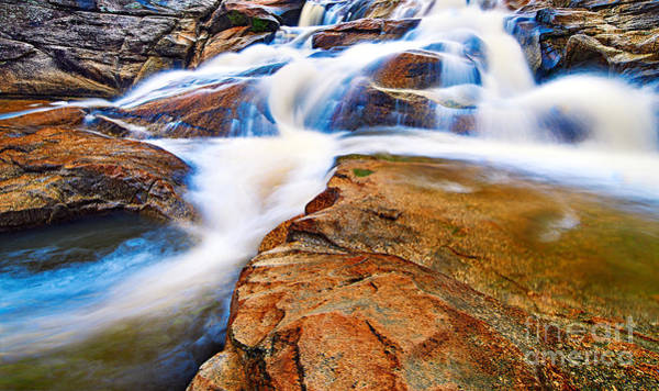 Photograph - Stream by Russell Brown