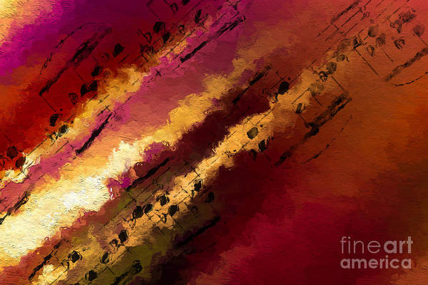 Digital Art - Streams Of Illumination by Lon Chaffin