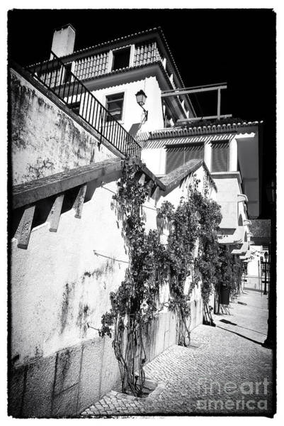 Photograph - Street Angles In Cascais by John Rizzuto