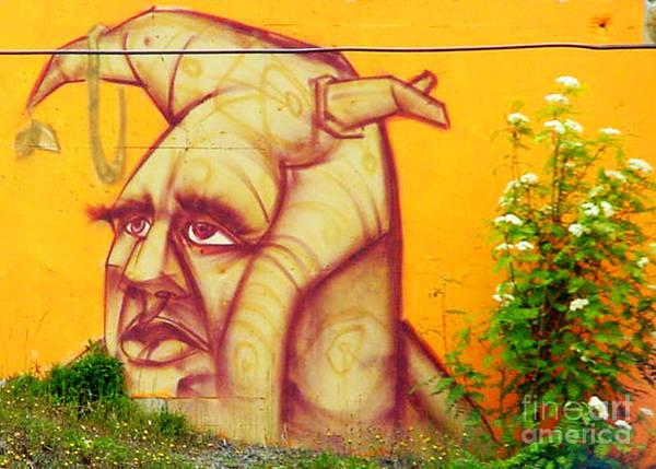 Street Art 3 Art Print