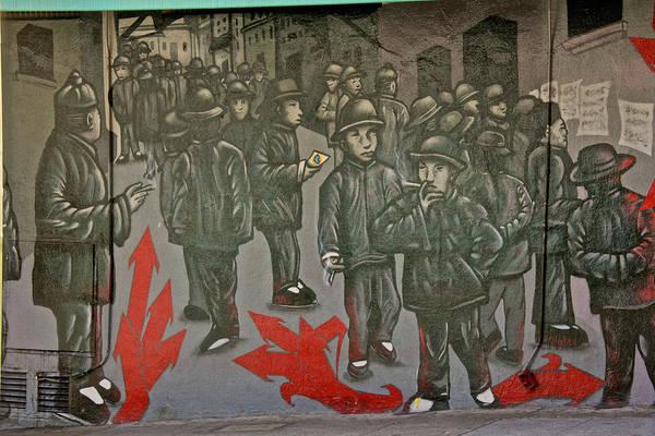 Photograph - Street Art San Francisco by Steven Lapkin