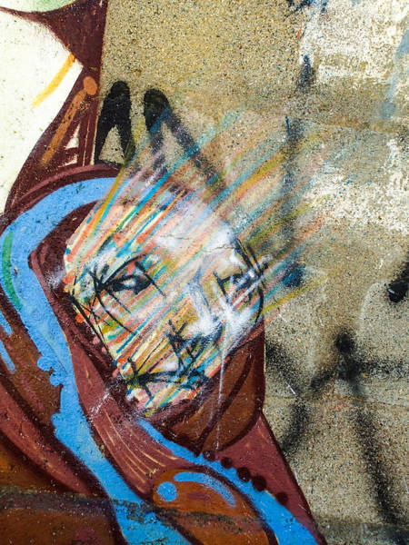 Photograph - Street Art Valparaiso by Tyler Lucas