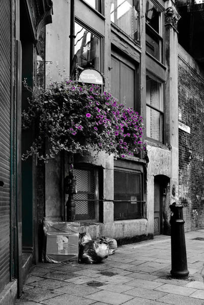 Wall Art - Photograph - Street Corner by Mark Rogan