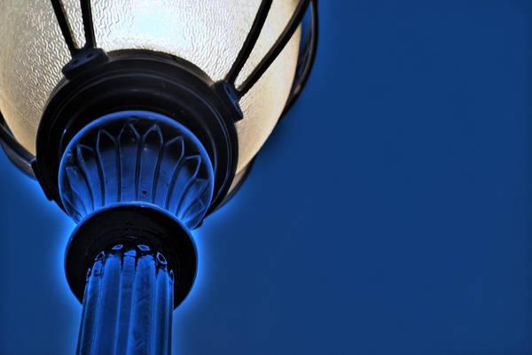 Photograph - Street Light by Darryl Dalton