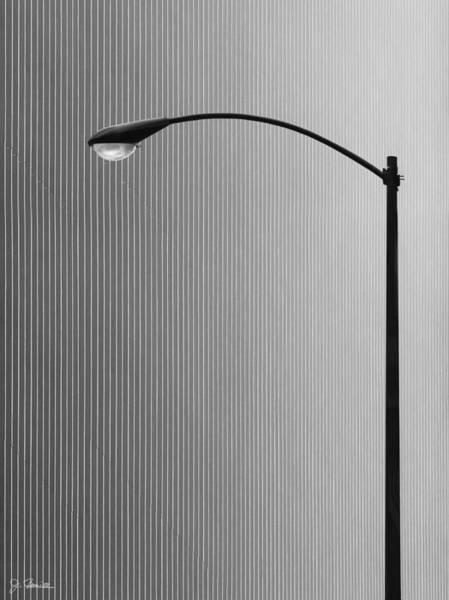 Wall Art - Photograph - Street Light by Joe Bonita