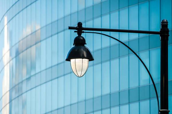 Photograph - Street Lights I by Ryan Heffron