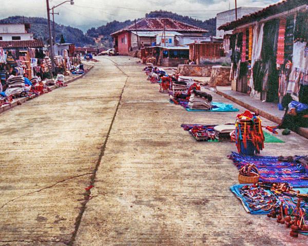Photograph - Street Market by Charles McKelroy