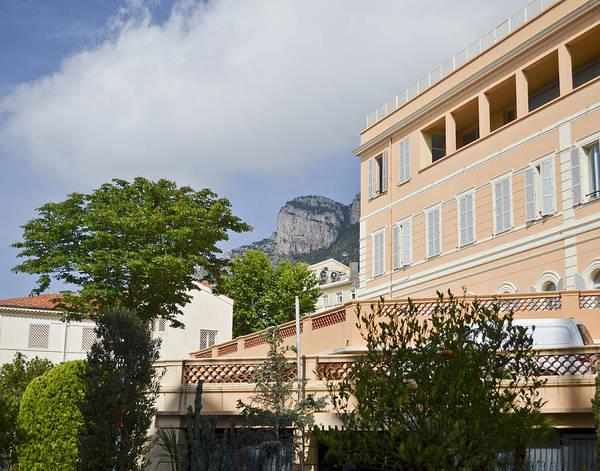 Photograph - Street Of Monaco by Allen Sheffield