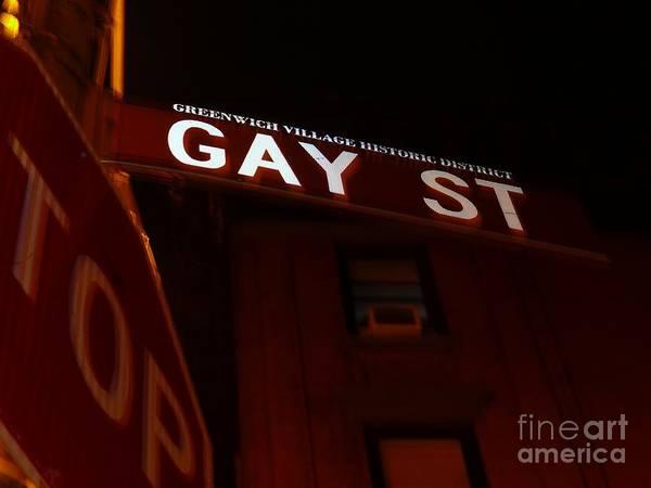 Wall Art - Photograph - Street Of Pride by Ed Weidman