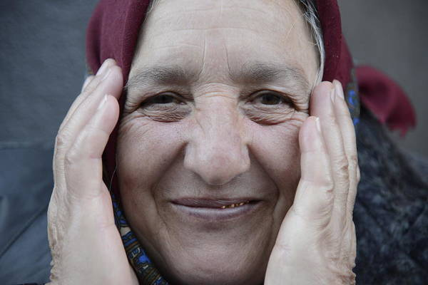 Photograph - Street People - A Touch Of Humanity 22 by Teo SITCHET-KANDA
