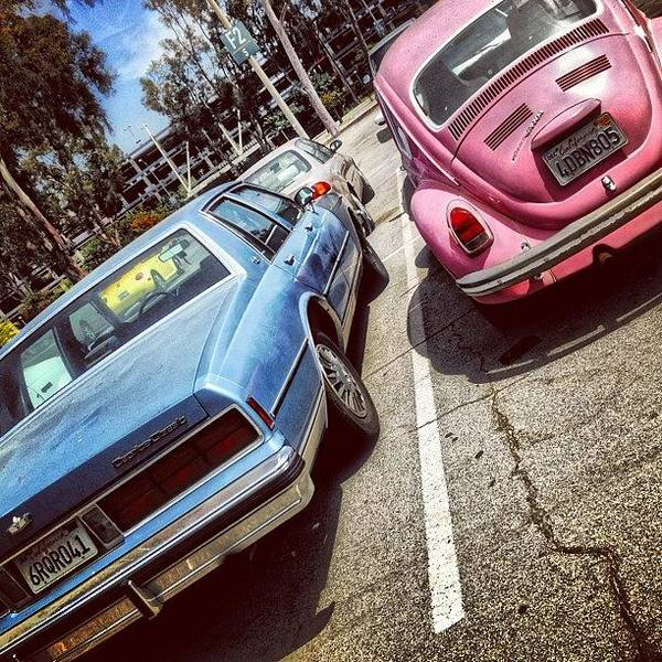 Cadillac Photograph - ...street Photography (45) #cars by Tyrone Stokes