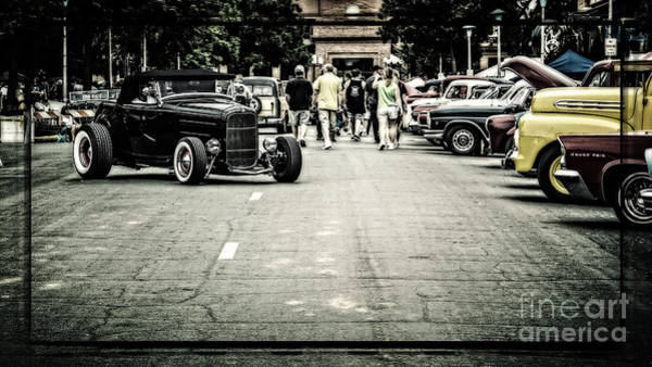 Wall Art - Photograph - Street Rod by Perry Webster