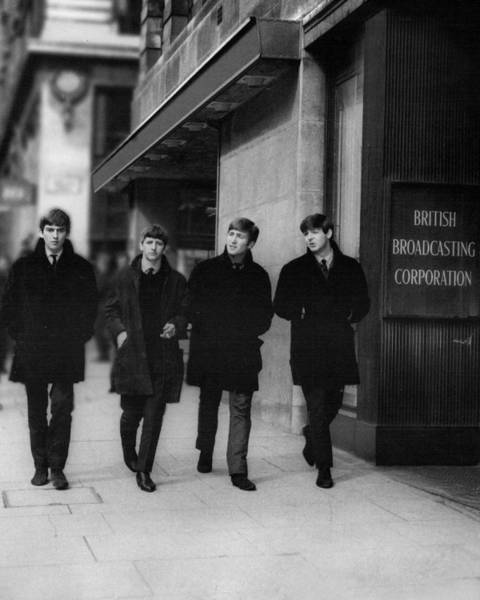 Wall Art - Photograph - The Beatles by Retro Images Archive