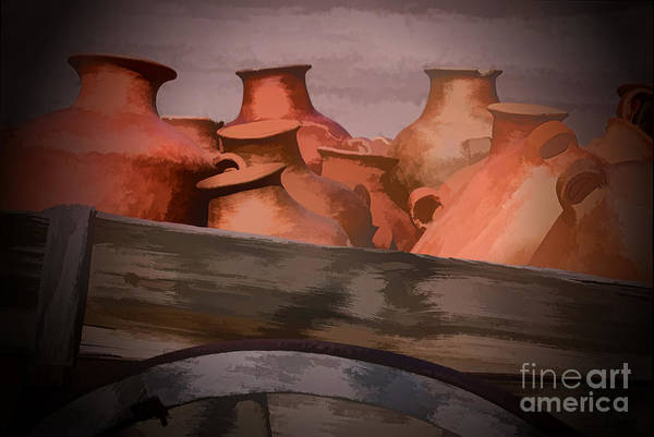 Wall Art - Photograph - Street Wares Of Tubac by Sandra Bronstein