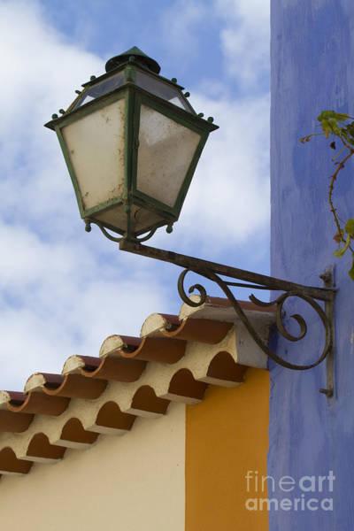 Photograph - Streetlight Vertical by Heiko Koehrer-Wagner