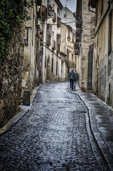 Wall Art - Photograph - Streets Of Segovia by Joan Carroll