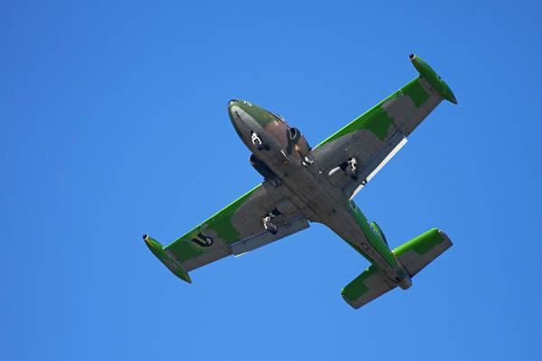 Air Show Photograph - Strikemaster Jet, Warbirds Over Wanaka by David Wall