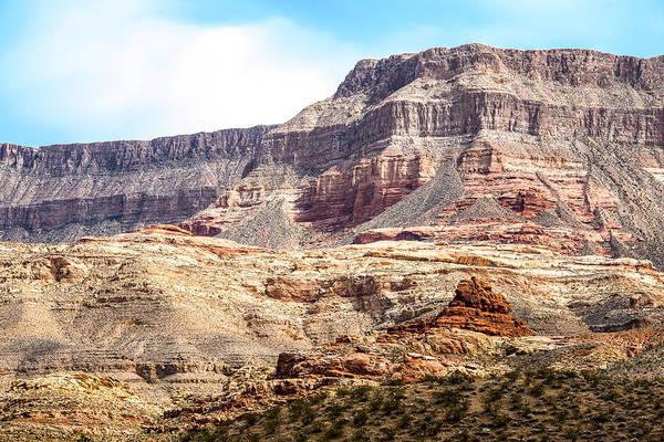 Photograph - Striped Mountains by  Onyonet  Photo Studios