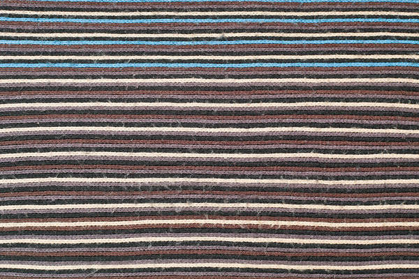 Sick Photograph - Striped Scarf by Tom Gowanlock