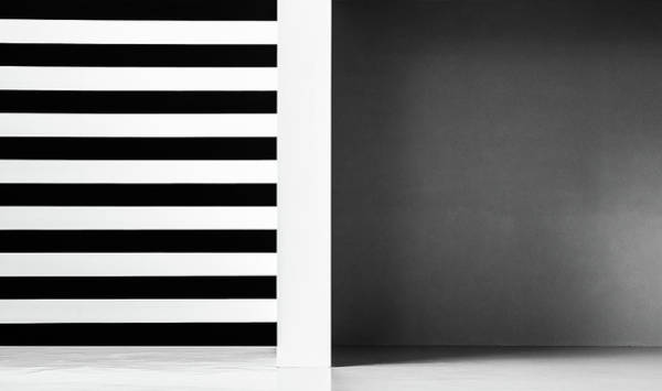 Wall Art - Photograph - Stripes And Shadows by Inge Schuster