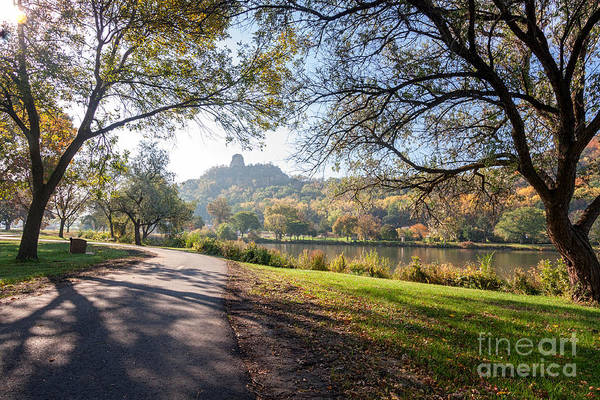 Photograph - Stroll With Sugarloaf 2x3 by Kari Yearous