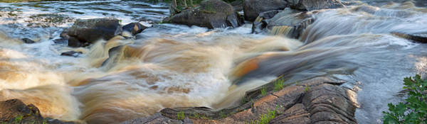 Photograph - Strong Falls Cauldron by Theo O Connor