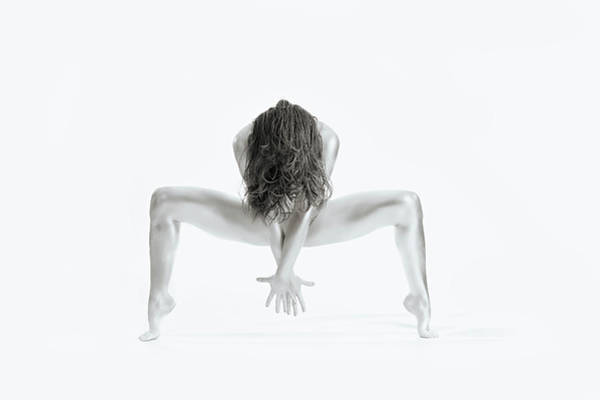 Wall Art - Photograph - Strong - Gymnastics Series by Howard Ashton-jones