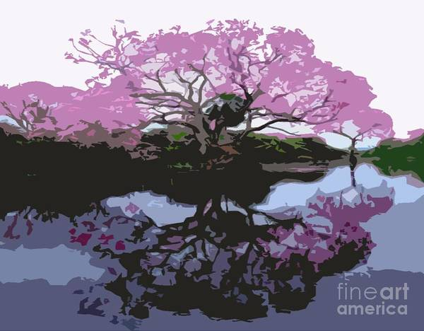 Painting - Strong Reflection by Catherine Lott