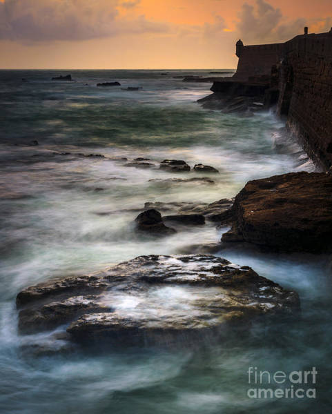 Photograph - Stronghold Cadiz Spain by Pablo Avanzini