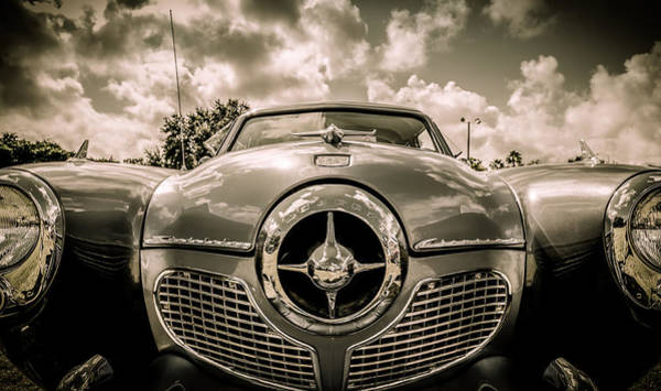Photograph - Studebaker by David Morefield