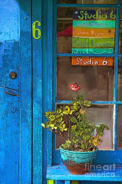 Photograph - Studio 6 by Elena Nosyreva
