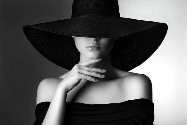 Luxury Photograph - Studio Shot Of Young Beautiful Woman by Coffeeandmilk