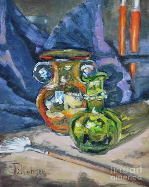 Painting - Studio Still Life by Lori Pittenger