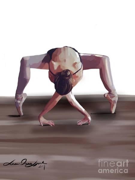 Painting - Studio Stretch by Lisa Owen-Lynch