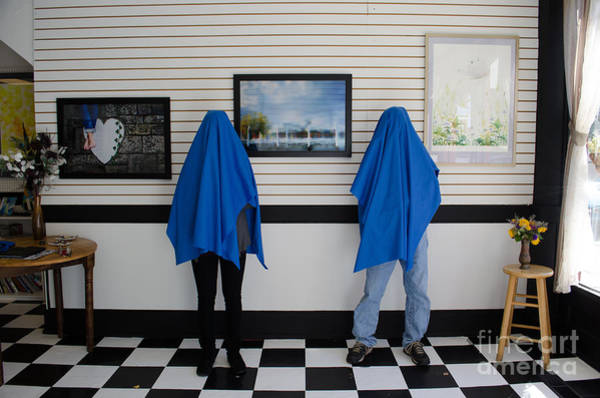 Photograph - Stuffy Under Here by Michael Arend
