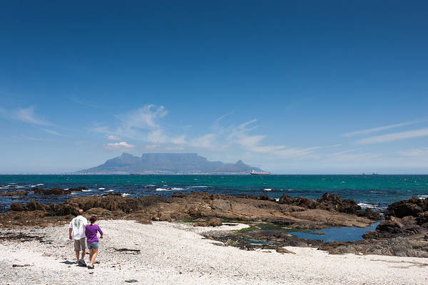 Photograph - Stunning Cape Town by Paul Indigo
