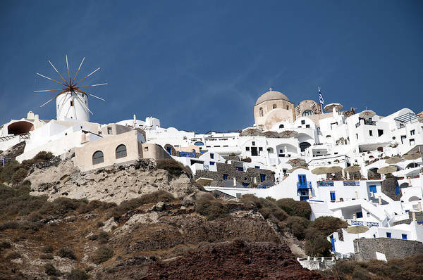 Photograph - Stunning Oia by Brenda Kean