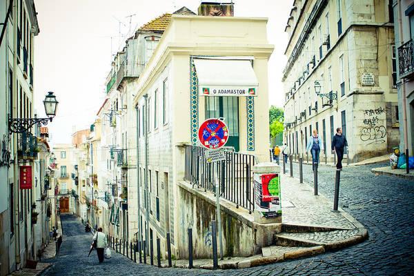Photograph - Stunning View On Lisbon City by Raimond Klavins