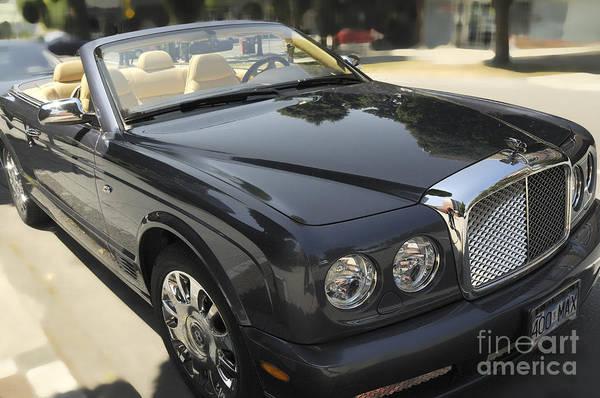 Photograph - Stylish Bentley by Brenda Kean