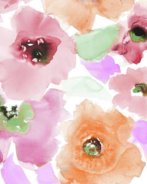 Subtle Painting - Subtle Belle Lumiere II by Lanie Loreth