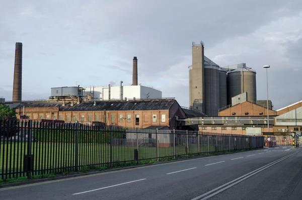 British Food Photograph - Sugar Mill by Robert Brook
