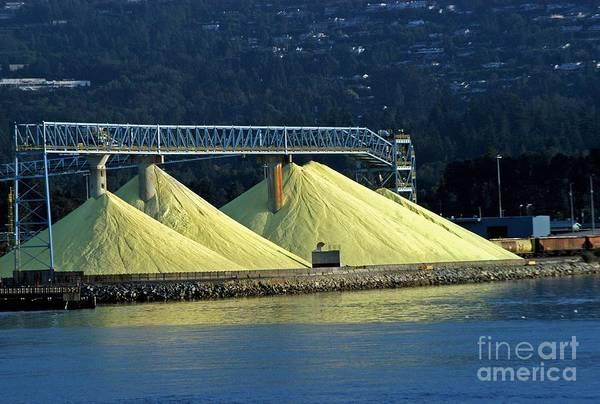 Photograph - Sulfur by Joseph Yarbrough